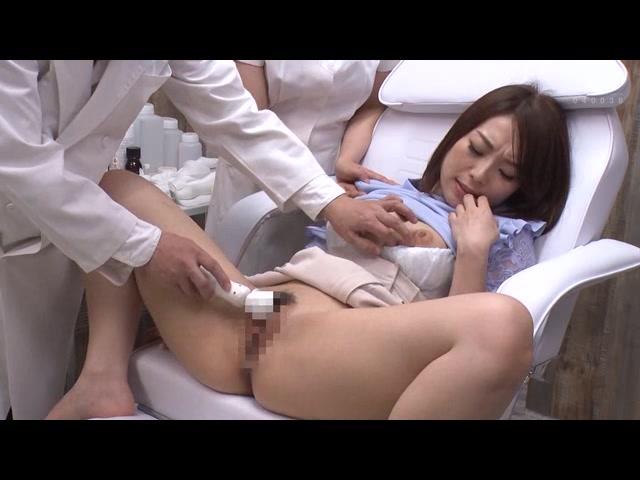 最新不感症治療「膣フィラー」女としての悦びを取り戻すため意を決して体験する膣のゆるみ改善施術!!_01